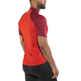Mavic Ksyrium Pro Bike Jersey Shortsleeve Men red
